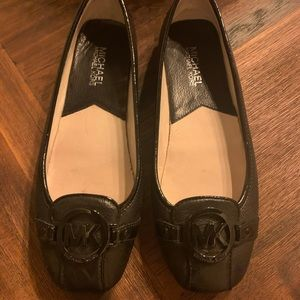 Michael Kors Lillie Flats -Black